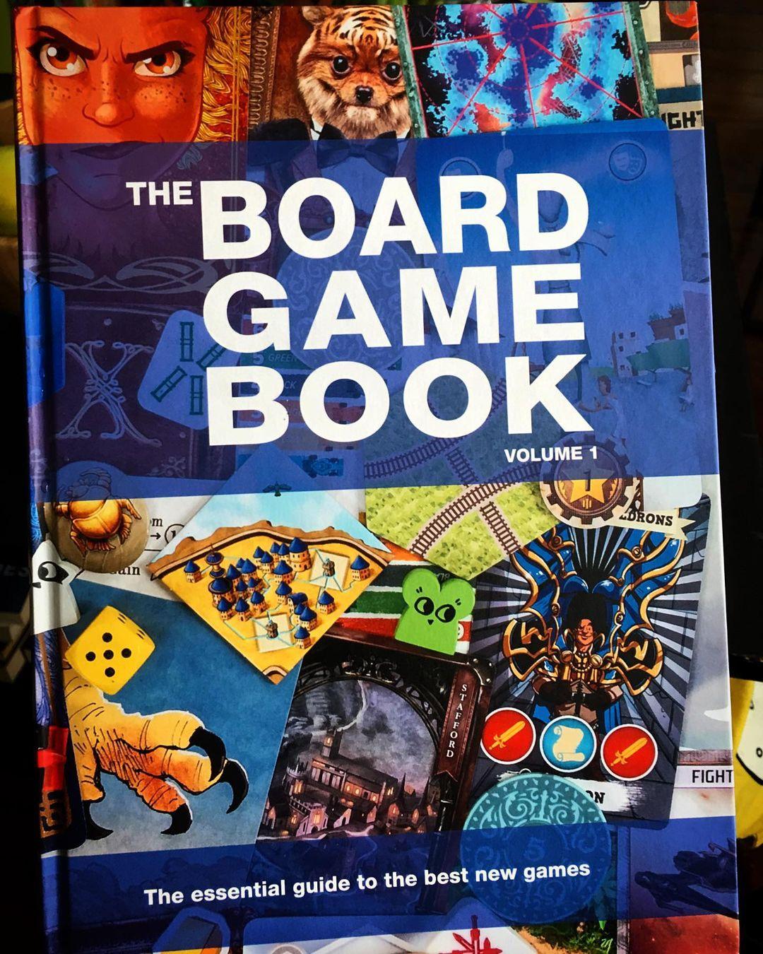 the board game book volume 2